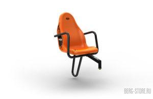 Пассажирское сиденье X-Cross (дополнительное) ОРАНЖЕВОЕ