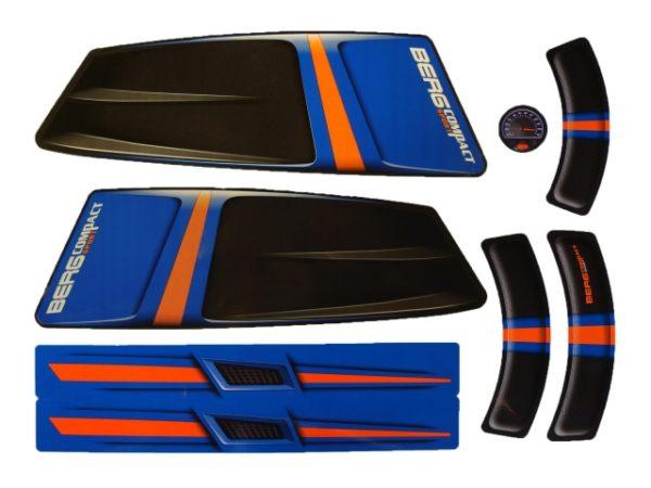Набор наклеек для веломобиля Berg Compact Sport