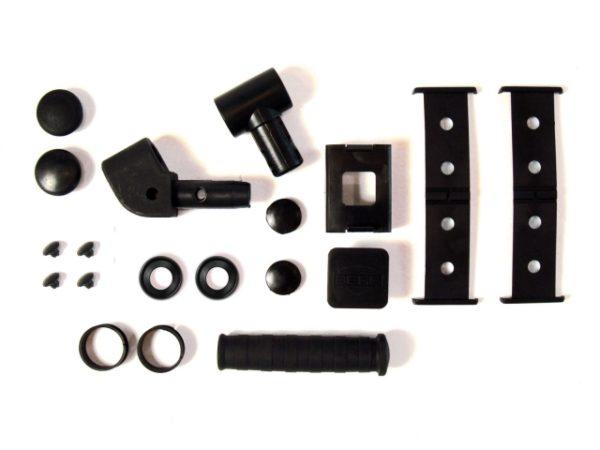 Комплект пластиковых запчастей для рамы XL веломобилей Berg