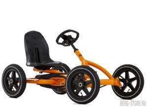 Веломобиль BERG Buddy Orange K (3-8 лет)