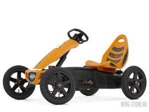 Веломобиль BERG Rally Orange К (4-12 лет)